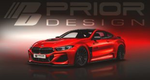 BMW 8er G15 Prior Design PD800 Widebody 310x165 Vorschau: BMW 8er G15 Prior Design PD800 Widebody