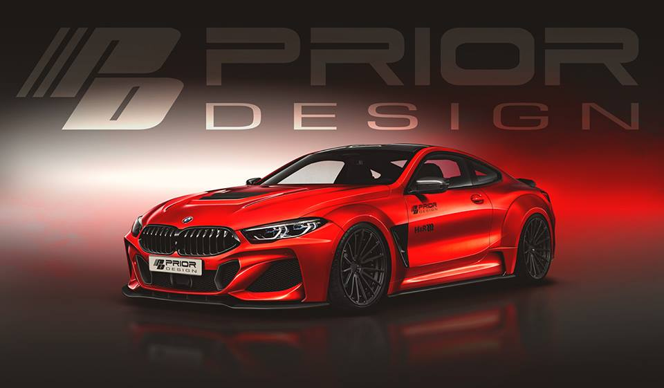 BMW 8er G15 Prior Design PD800 Widebody Vorschau: BMW 8er G15 Prior Design PD800 Widebody