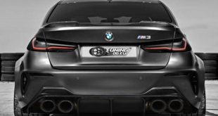 BMW M3 G80 2019 Widebody Tuning 310x165 Tief! BMW M850i xDrive Coupé (G15) virtuell tiefergelegt