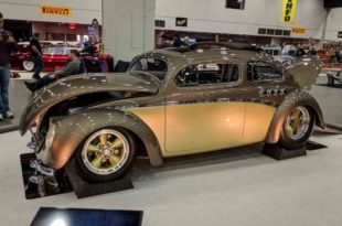 Buick VW Beetle Tuning HotRod 101 310x205 Buick V8 والتقطيع الشديد: Berlin Buick VW Beetle