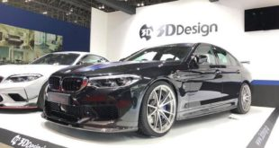 Bodykit 3D Design BMW M5 F90 M2 F87 Competition 2019 17 310x165 Carbon Bodykit von 3D Design für den BMW M5 F90