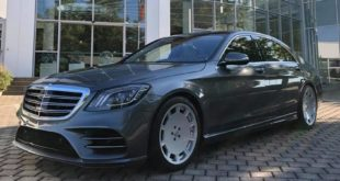 Bodykit Alufelgen Carlsson Mercedes S Klasse W222 Tuning 7 310x165 Mercedes Benz CL (C216) mit SR66 Design Widebody Kit