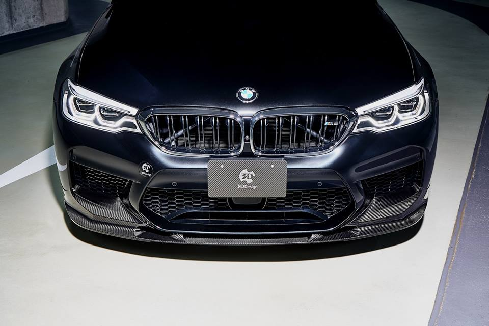 Carbon Bodykit Tuning 3D Design 2018 BMW M5 F90 5 Carbon Bodykit von 3D Design für den BMW M5 F90