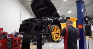 Chevrolet Camaro ZL1 by Lingenfelter Tuning 310x165 Video: BMW M4 Coupe vs. Dodge Challenger Hellcat