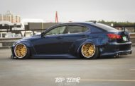 Clinched Lexus IS Widebody FPF RS 2 Airride Tuning 13 190x122 Breiter Japaner: Clinched Widebody Lexus IS mit Airride