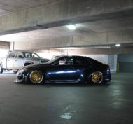 Clinched Lexus IS Widebody FPF RS 2 Airride Tuning 15 190x177 Breiter Japaner: Clinched Widebody Lexus IS mit Airride