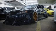 Clinched Lexus IS Widebody FPF RS 2 Airride Tuning 25 190x107 Breiter Japaner: Clinched Widebody Lexus IS mit Airride