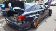 Clinched Lexus IS Widebody FPF RS 2 Airride Tuning 8 190x107 Breiter Japaner: Clinched Widebody Lexus IS mit Airride