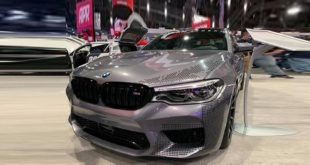 DINAN Engineering BMW M5 F90 Tuning 310x165 Video: Akrapovic Sportauspuff am 700 PS BMW X6M