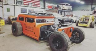 Danton Jeep Wrangler Hot Rod V8 Tuning 26 310x165 LeMans Felgen und 800 HP 1931 Ford Model A Pickup Truck