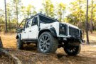 Defender 130 Pickup 565 PS V8 ECD Tuning 2018 22 135x90 The Force: Defender 130 Pickup mit 565 PS V8 by ECD