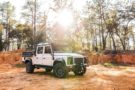 Defender 130 Pickup 565 PS V8 ECD Tuning 2018 26 135x90 The Force: Defender 130 Pickup mit 565 PS V8 by ECD