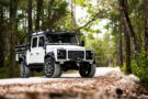 Defender 130 Pickup 565 PS V8 ECD Tuning 2018 3 135x90 The Force: Defender 130 Pickup mit 565 PS V8 by ECD