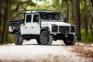 Defender 130 Pickup 565 PS V8 ECD Tuning 2018 4 135x90 The Force: Defender 130 Pickup mit 565 PS V8 by ECD