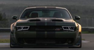Dodge Challenger Hellcat Red Eye Widebody tuningblog.eu  310x165 Widebody 1967 Ford Mustang Shelby GT500 by tuningblog
