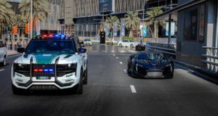Dubai police W Motors Ghiath 6 310x165 emergency vehicle and ambulance how they are made!