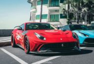 Ferrari F12 berlinetta Duke Dynamics Widebody Tuning 11 190x129 Bodybuilding   Ferrari F12 berlinetta by Duke Dynamics