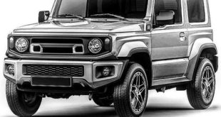 Kahn Design Chelsea Truck Company سوزوكي جيمني The GWagon Tuning 2 310x165 معاينة: Kahn Design Suzuki Jimny as The GWagon