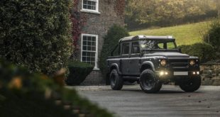 Kahn Design Defender XS 110 Double Cab Tuning Pickup 2 1 310x165 23 Zöller & mattschwarz: Bentley Bentayga by Kahn Design