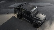 Kahn Design Defender XS 110 Double Cab Tuning Pickup 4 190x107 Arbeitstier   Kahn Design Defender XS 110 Double Cab