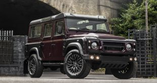 Kahn Design Land Rover Defender Burgunderrot Tuning 2018 2 310x165 Brandneu   80 x Twisted Tuning Land Rover Defender