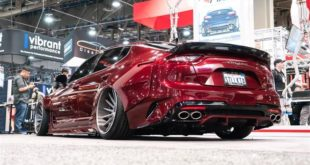 Kia Stinger Legato Widebody Kit ARK Performance Tuning 1 310x165 Video: Luxusliner   Mercedes V600L VIP Shuttle von Prior Design