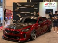 Kia Stinger Legato Widebody Kit ARK Performance Tuning 15 190x143 Kia Stinger mit Legato Widebody Kit von ARK Performance Inc.