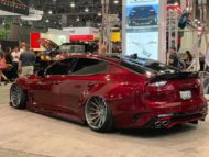 Kia Stinger Legato Widebody Kit ARK Performance Tuning 16 190x143 Kia Stinger mit Legato Widebody Kit von ARK Performance Inc.