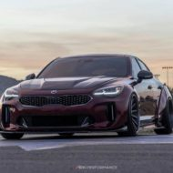 Kia Stinger Legato Widebody Kit ARK Performance Tuning 8 190x190 Kia Stinger mit Legato Widebody Kit von ARK Performance Inc.
