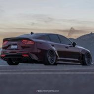 Kia Stinger Legato Widebody Kit ARK Performance Tuning 9 190x190 Kia Stinger mit Legato Widebody Kit von ARK Performance Inc.