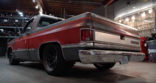 LT4 V8 Power 1986 Chevrolet C10 Pickup Tuning 3 310x165 Video: Corvette LT4 V8 Power im 1986 Chevrolet C10 Pickup