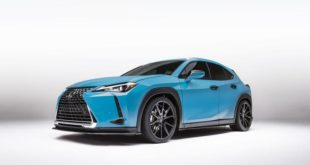 Lexus UX250H Vossen VFS 1 Bodykit Tuning Concept 4 310x165 Buick V8 und extremes Chopping: Berlin Buick VW Käfer