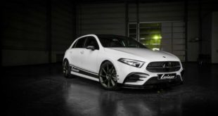 Lorinser Mercedes A Klasse Green Series W177 Tuning 2018 1 310x165 Mercedes Benz CL (C216) mit SR66 Design Widebody Kit