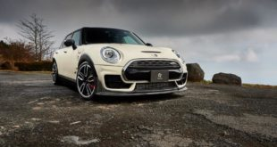 MINI Clubman JCW 3D Design Carbon Bodykit Tuning 12 310x165 Extremsportler mit zwei Sitzen   Mini John Cooper Works GP