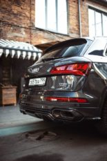 MTR Design Audi Q5 Carbon Bodykit RS Style Tuning 35 155x233 Dezente Alternative   MTR Design Audi Q5 Carbon Bodykit