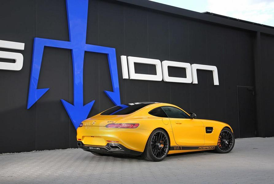 Mercedes AMG GT Posaidon GT RS 700Tuning 7 Stark   Mercedes Benz AMG GT als Posaidon GT RS 700+