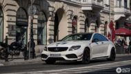 Mercedes Benz CL C216 SR66 Design Widebody Tuning 1 190x107 Mercedes Benz CL (C216) mit SR66 Design Widebody Kit