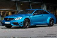 Mercedes Benz CL C216 SR66 Design Widebody Tuning 11 190x127 Mercedes Benz CL (C216) mit SR66 Design Widebody Kit