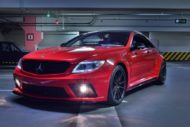 Mercedes Benz CL C216 SR66 Design Widebody Tuning 13 190x127 Mercedes Benz CL (C216) mit SR66 Design Widebody Kit