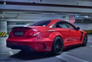 Mercedes Benz CL C216 SR66 Design Widebody Tuning 16 190x127 Mercedes Benz CL (C216) mit SR66 Design Widebody Kit