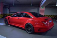 Mercedes Benz CL C216 SR66 Design Widebody Tuning 17 190x127 Mercedes Benz CL (C216) mit SR66 Design Widebody Kit