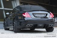 Mercedes Benz CL C216 SR66 Design Widebody Tuning 5 190x127 Mercedes Benz CL (C216) mit SR66 Design Widebody Kit