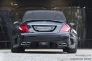 Mercedes Benz CL C216 SR66 Design Widebody Tuning 7 190x127 Mercedes Benz CL (C216) mit SR66 Design Widebody Kit