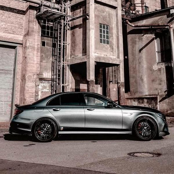Mercedes Benz E63s AMG W213 Tuning Carlsson 8 740 PS Mercedes Benz E63s AMG vom Tuner Carlsson