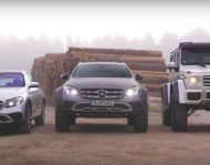 Mercedes E Klasse All Terrain 4x4² W213 Tuning 2 190x149 Audi Allroad   was ist das? Mercedes E Klasse All Terrain 4x4²