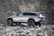Mercedes E Klasse All Terrain 4x4² W213 Tuning 4 190x126 Audi Allroad   was ist das? Mercedes E Klasse All Terrain 4x4²