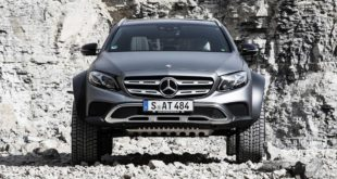 Mercedes E Klasse All Terrain 4x4%C2%B2 W213 Tuning 5 310x165 Video: PD550 Widebody Mercedes Benz X Klasse by Prior Design