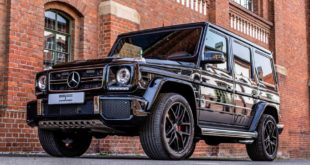 Mercedes G350d Edition 463 Tuning G63 Optik Shawe 3 310x165 Mercedes G350d mit G63 Optik von Schawe Car Design