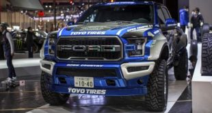 Pandem Ford F 150 Raptor Widebody Tuning 2018 310x165 XXXL Format: Pandem Ford F 150 Raptor mit Widebody