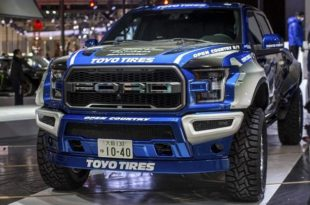 Pandem Ford F 150 Raptor Widebody Tuning 2018 310x205 XXXL Format: Pandem Ford F 150 Raptor mit Widebody